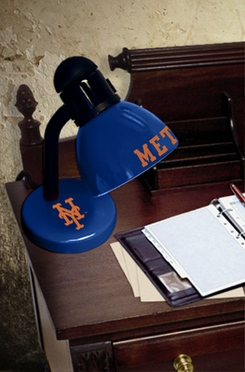 New York Mets Dorm Lamp