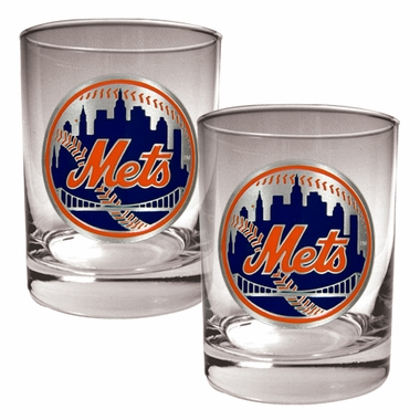 New York Mets Double Rocks Set