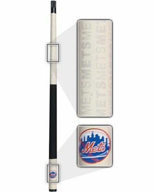 New York Mets Eliminator Pool Cue