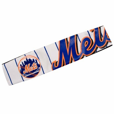 New York Mets FanBand Hair Band