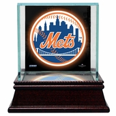 New York Mets Display Cases