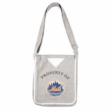 New York Mets Hoodie Crossbody Bag
