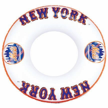 New York Mets Inflatable Inner Tube