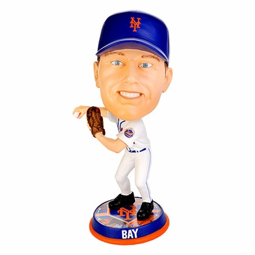 New York Mets Jason Bay 2010 Big Head Bobblehead