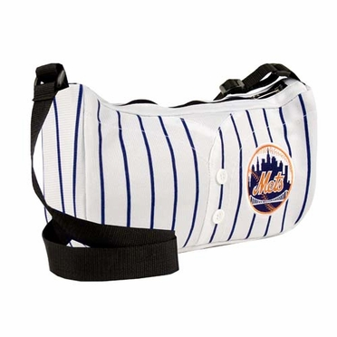 New York Mets Jersey Material Purse