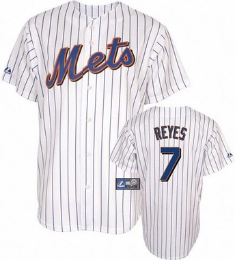 New York Mets Jose Reyes YOUTH Replica Player Jersey