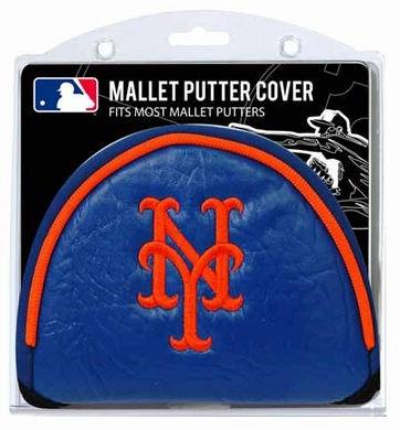 New York Mets Mallet Putter Cover
