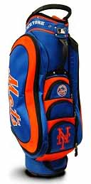 New York Mets Medalist Cart Bag