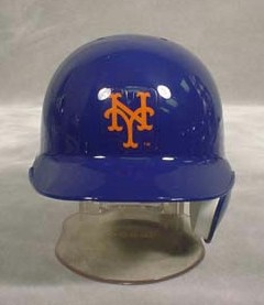 New York Mets Mini Batting Helmet