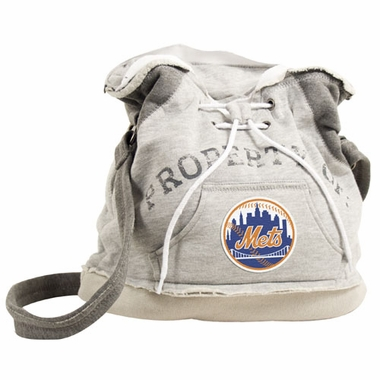 New York Mets Property of Hoody Duffle
