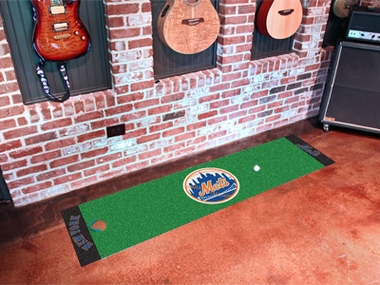 New York Mets Putting Green Mat