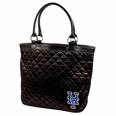 New York Mets Quilted Tote