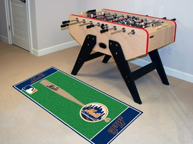 New York Mets Runner Rug