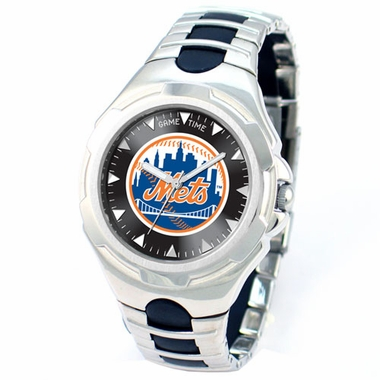 New York Mets Victory Mens Watch