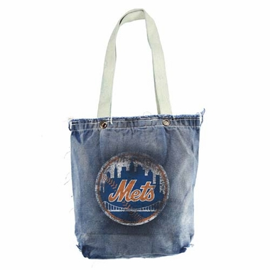 New York Mets Vintage Shopper (Denim)