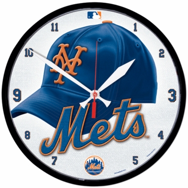 New York Mets Wall Clock