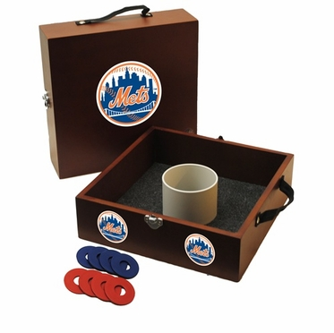New York Mets Washer Toss Game