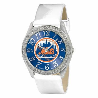 New York Mets Women's Glitz Watch
