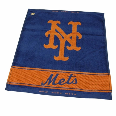 New York Mets Woven Golf Towel