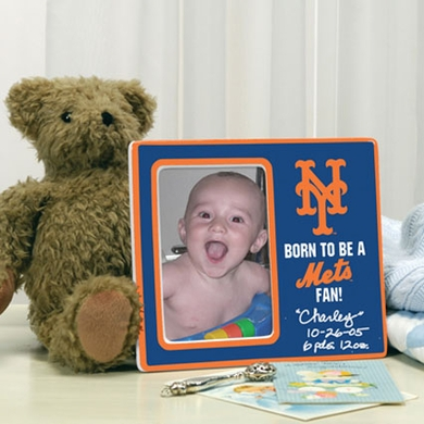 New York Mets Youth Picture Frame