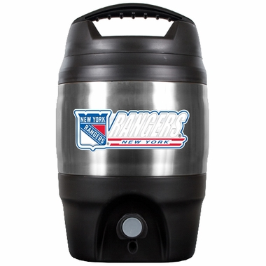 New York Rangers 1 Gallon Tailgate Jug