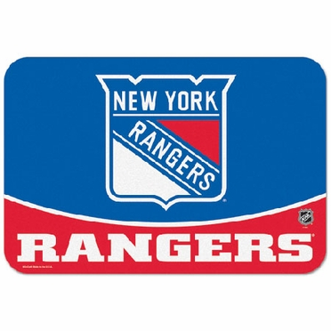New York Rangers 20 x 30 Mat