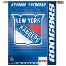"New York Rangers 27""x37"" Banner"