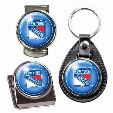 New York Rangers 3 Piece Gift Set