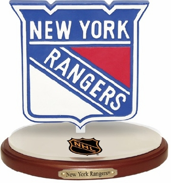 New York Rangers 3D Logo