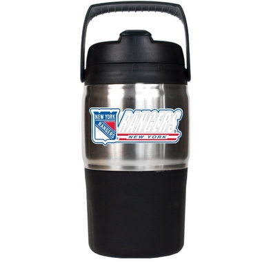 New York Rangers 48oz Travel Jug