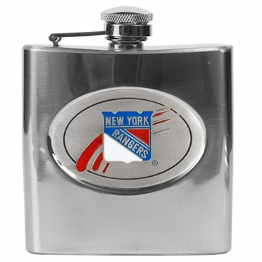 New York Rangers 6 oz. Hip Flask