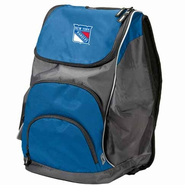 New York Rangers Action Backpack (Color: Royal)