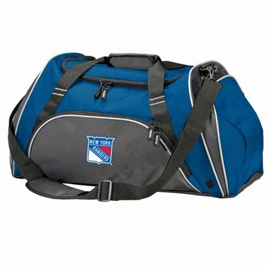 New York Rangers Action Duffle (Color: Royal)