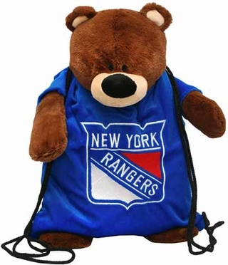 New York Rangers Backpack Pal