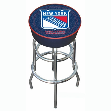 New York Rangers Barstool