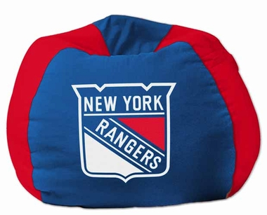 New York Rangers Bean Bag Chair