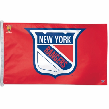 New York Rangers Big 3x5 Flag