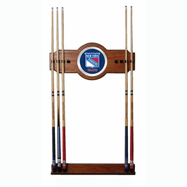 New York Rangers Cue Rack