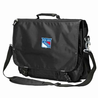 New York Rangers Executive Attache Messenger Bag