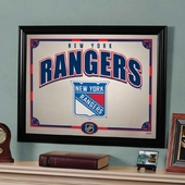 New York Rangers Game Room
