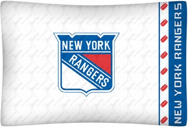 New York Rangers Individual Pillowcase