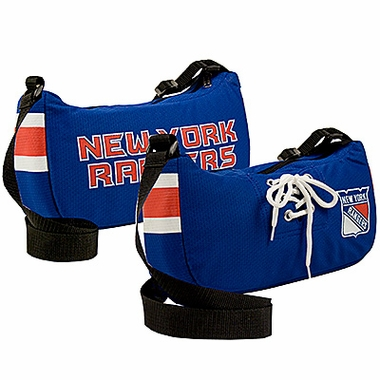 New York Rangers Jersey Material Purse