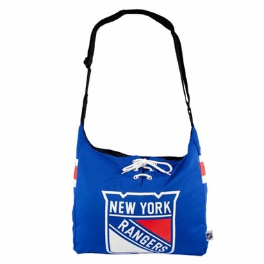 New York Rangers Jersey Tote