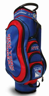 New York Rangers Medalist Cart Bag