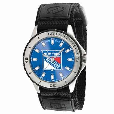New York Rangers Mens Veteran Watch
