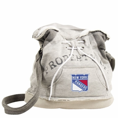 New York Rangers Property of Hoody Duffle