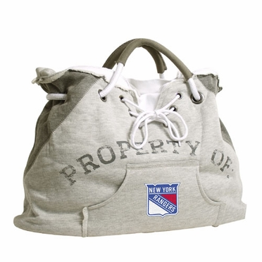 New York Rangers Property of Hoody Tote