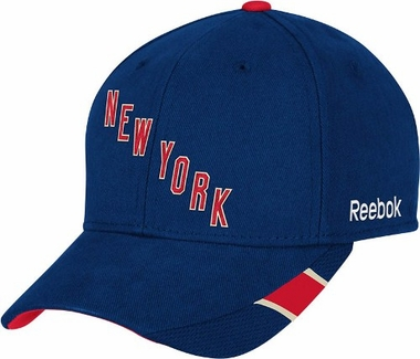 New York Rangers Structured Adjustable Third Jersey Logo Hat