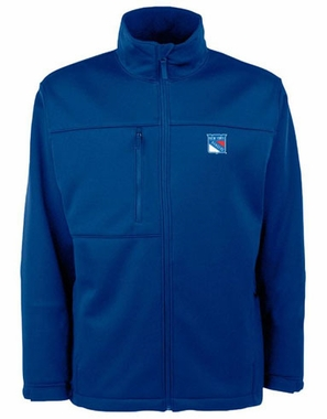 New York Rangers Mens Traverse Jacket (Team Color: Royal)