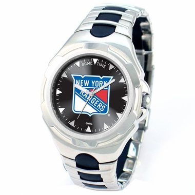 New York Rangers Victory Mens Watch